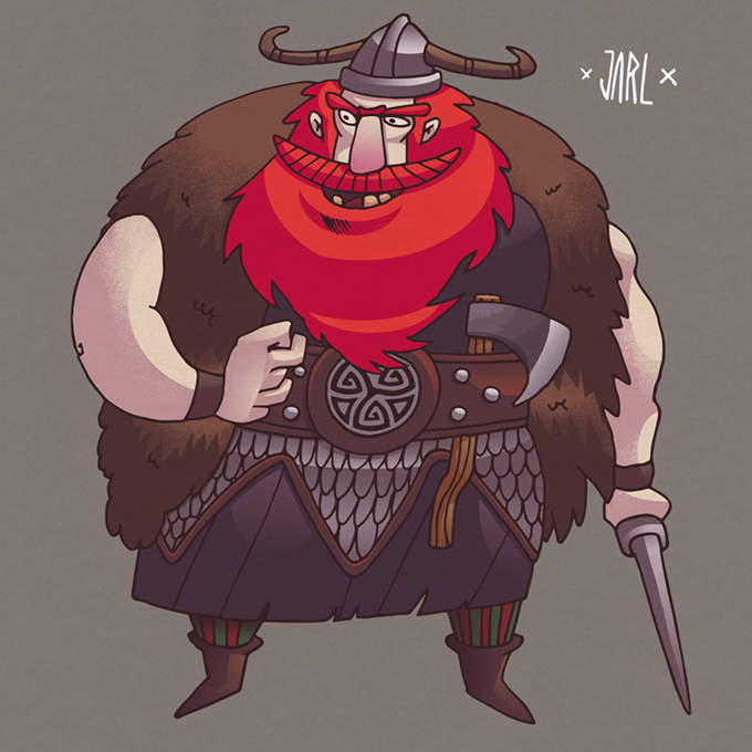 http://rysownik.com/en/illustration/viking-1/