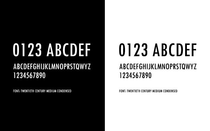 Rysownik.com Font Showcase