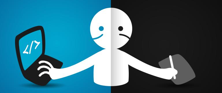 Rysownik ma gorzej od projektanta wwwIllustrators vs designers. Why websites give me more bucks?