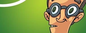 Naukowiec (Komiks)Scientist