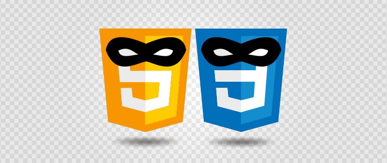 Maski w HTML - Oszczędzamy kilobajtyHTML Masks - Saving precious kilobytes