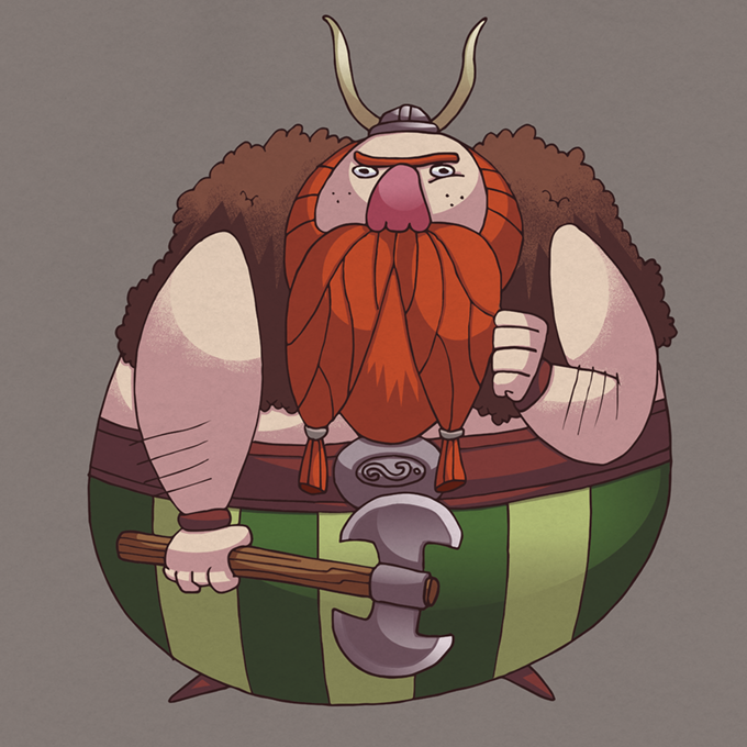 http://rysownik.com/en/illustration/viking-7/
